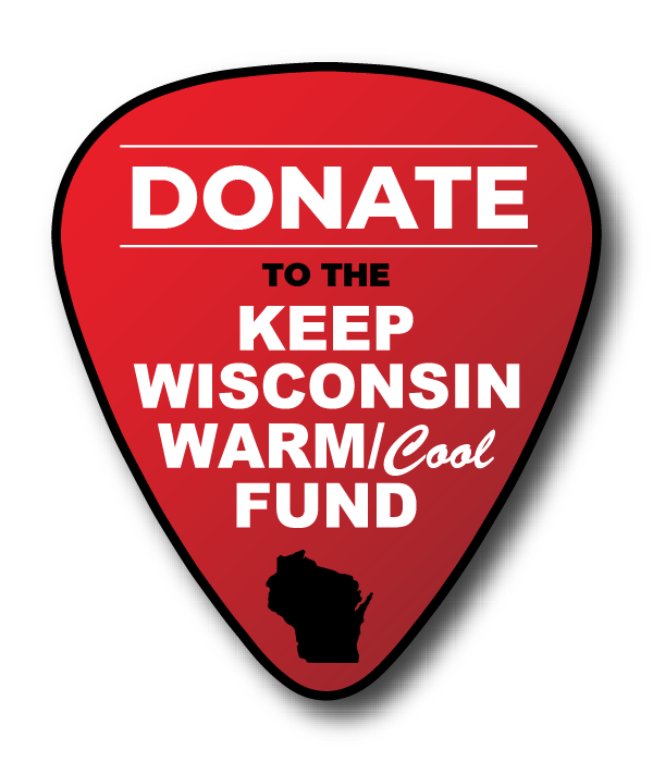 Donate to the Keep Wisconsin Warm/Cool Fund